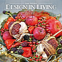 Design in Living by Marc Wouters Calendar 2018 by Presco Group