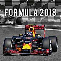 Formula Calendar 2018 by Presco Group