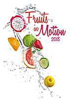 Fruits in Motion Calendar 2018 by Presco Group