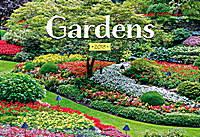 Gardens Poster Calendar 2018 by Presco Group