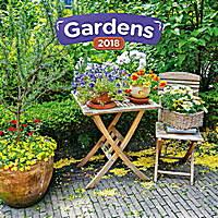 Gardens Calendar 2018 by Presco Group
