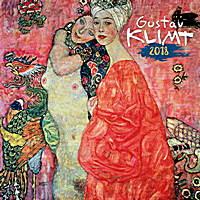 Gustav Klimt Calendar 2018 by Presco Group
