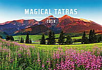 Magical Tatras Calendar 2018 by Presco Group