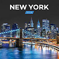 New York Calendar 2018 by Presco Group