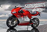 Superbikes Calendar 2018 by Presco Group