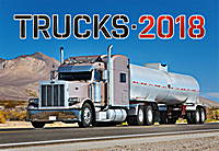 Trucks Calendar 2018 by Presco Group